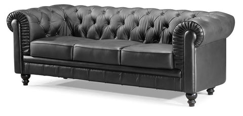 Zuo - Aristocrat Sofa Black