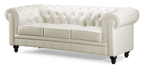 Zuo - Aristocrat Sofa White