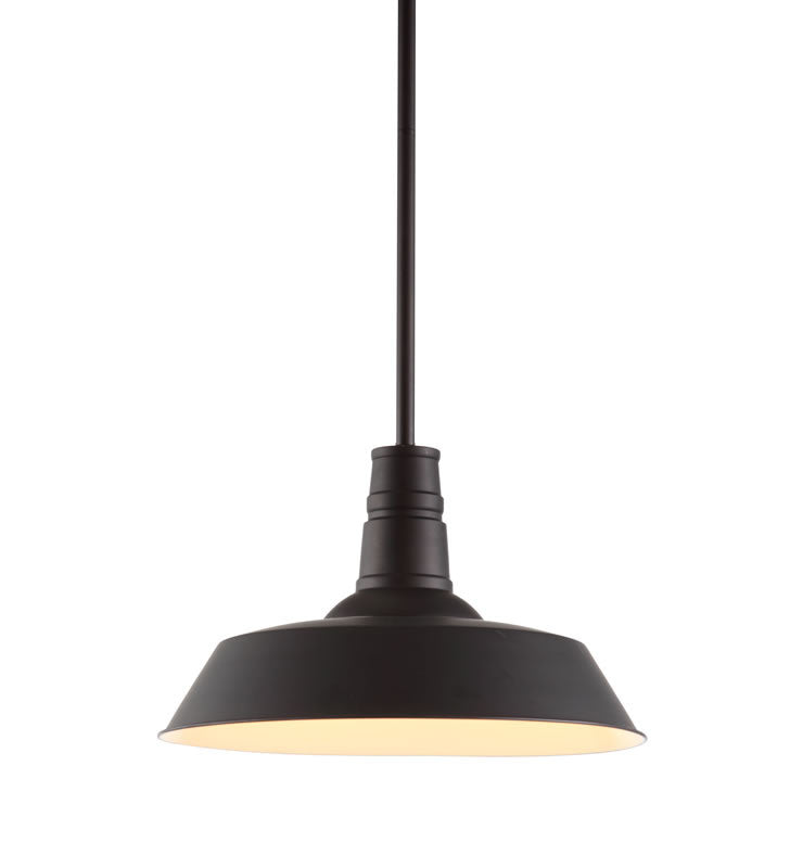 Zuo - Tin Ceiling Lamp Rust