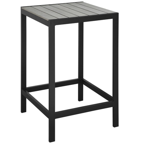 Modway - Maine Outdoor Patio Bar Table