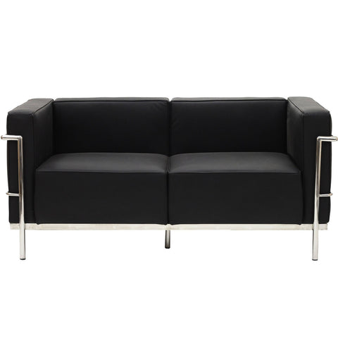 Modway - LC3 Loveseat in Black