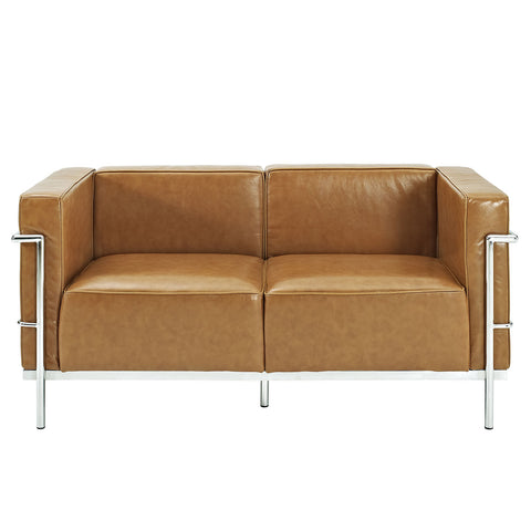 Modway - LC3 Loveseat in Tan