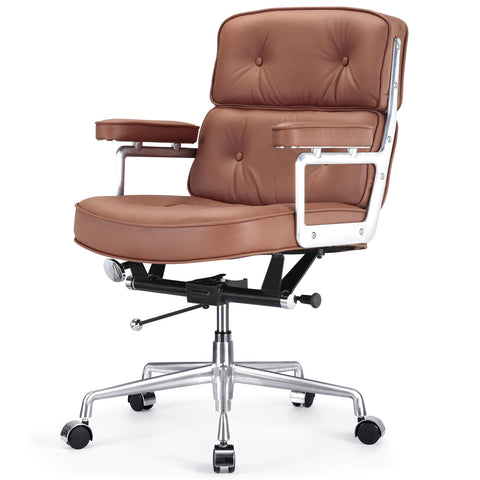 Jossio - Cinque Office Chair in Brown