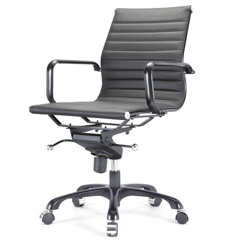 Jossio - Due Office Chair All Black Everything