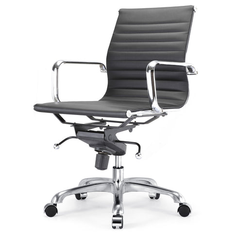 Jossio - Due Office Chair in Black
