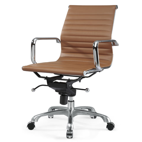Jossio - Due Office Chair in Brown