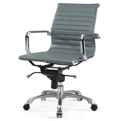 Jossio - Due Office Chair in Dark Grey