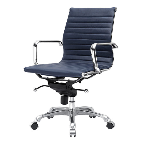 Jossio - Due Office Chair in Navy Blue