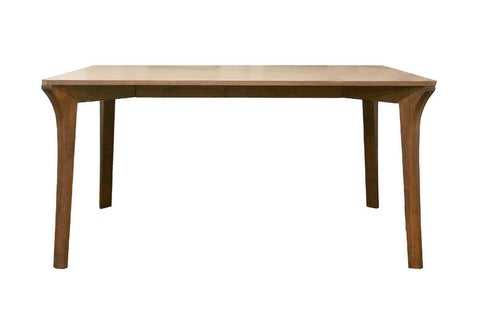 Baxton - Mier Brown Wood Modern Dining Table