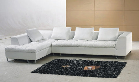 BexMod Furniture - Migliore Divano Calla Leather Sectional Sofa