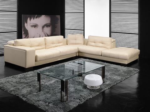 BexMod Furniture - Migliore Divano Calan Leather Sectional Sofa