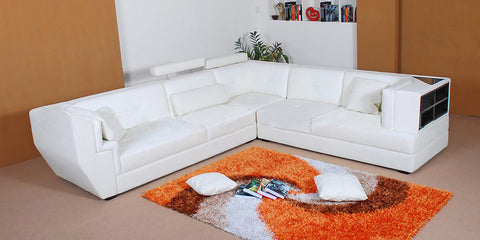 BexMod Furniture - Migliore Divano Callahan Leather Sectional Sofa