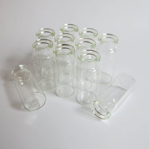 10ml empty vials
