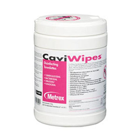 CaviWipes, Large and X-Large & Optim 1 Wipes