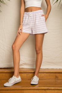 1696- Avery Terry Shorts