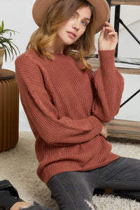 2612- Bantry Sweater