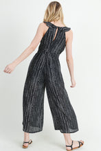 Load image into Gallery viewer, 230- Ruffled Vneck Jumpsuit