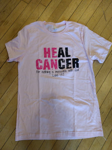 Heal Cancer Tee