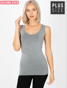 837 - PLUS Seamless Tank