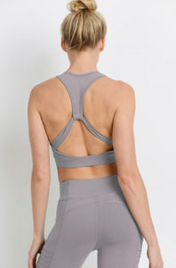 1495 - Flying V Racerback Sports Bra