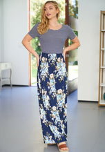 Load image into Gallery viewer, 1511 - Amora Floral Maxi Dress