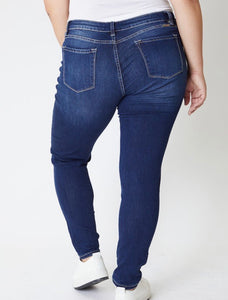 Kancan Plus SizeMid Rise Super Skinny (KC7085)