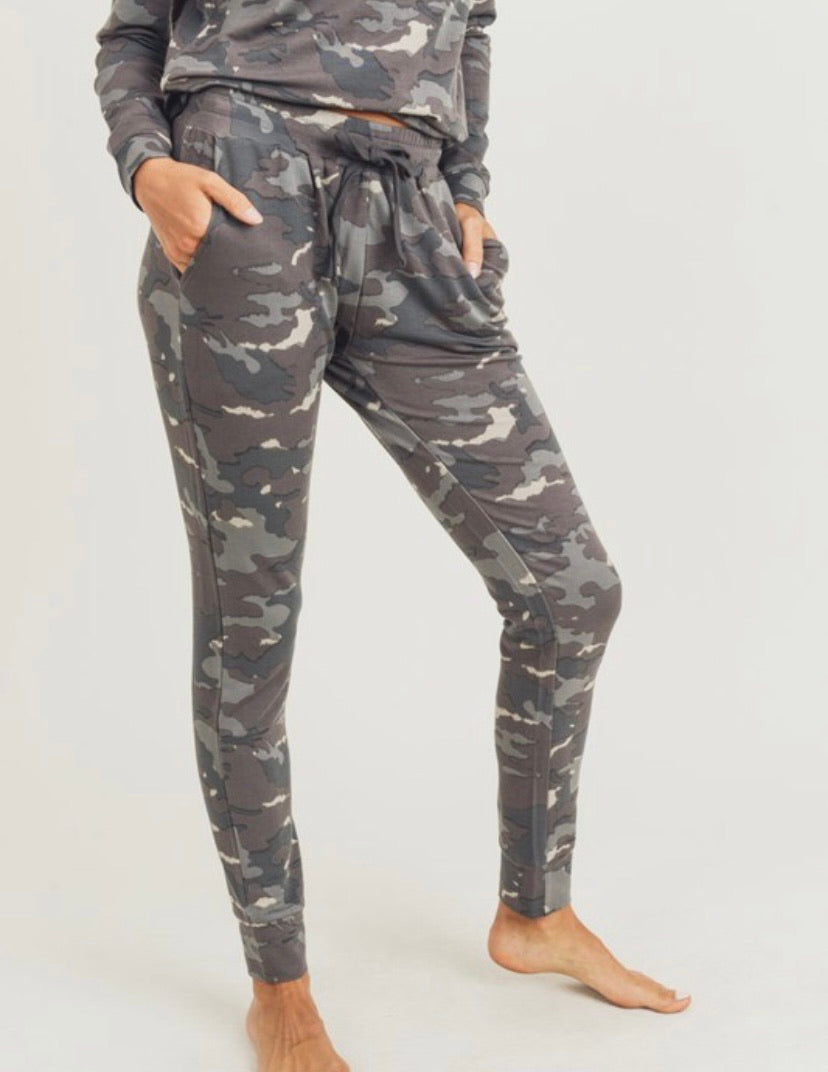 2531 - Can you see me Camo Active Jogger
