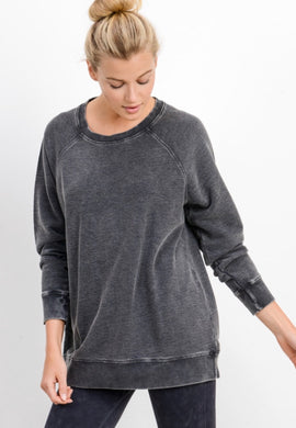 1646 - Essential Mineral Wash Pullover