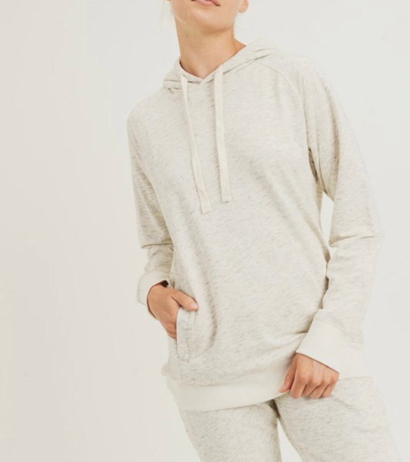 2529 - Easy Living Terry Knit Hoodie