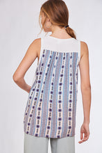 Load image into Gallery viewer, 1739 - Back Printed Dip Dye Tank