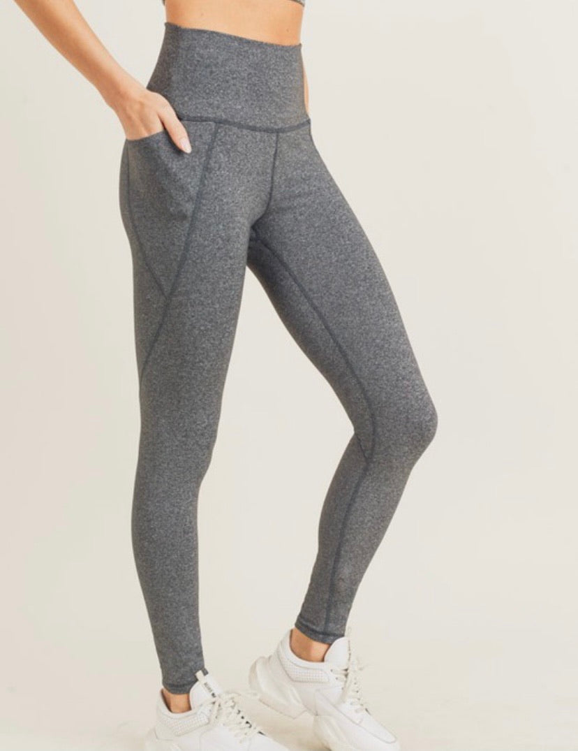 2527 - Step It Up Essential Active Legging