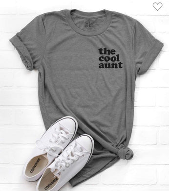 The Cool Aunt Tee