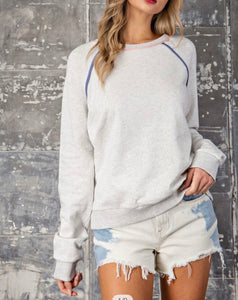 2579 - Cloud Like Class Pullover