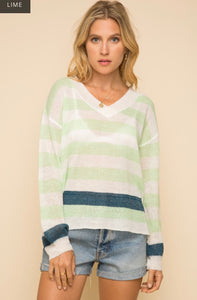 1238 - Lime & Lennon Summer Sweater