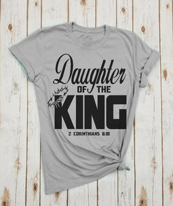 Daughter Of The King Shirt