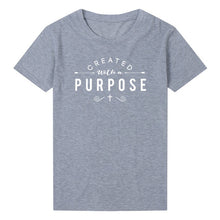Load image into Gallery viewer, Created With A Purpose Shirt