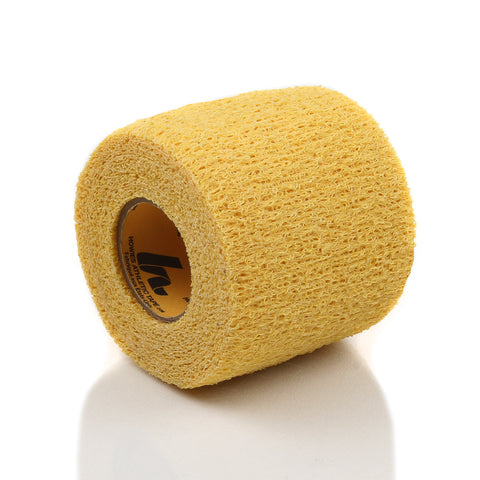 "Yellow 2"" Flex Wrap"