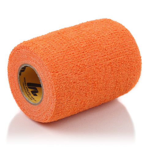 "Orange 3"" Flex Wrap"