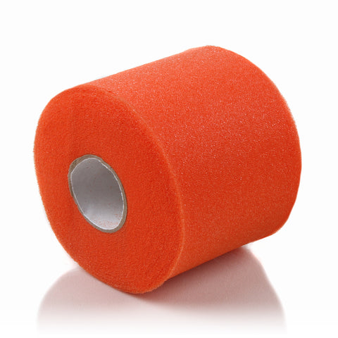 "2.75"" x 30yd Orange Pre Wrap"