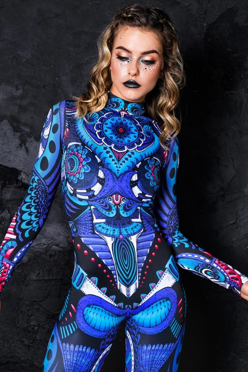 blue-biomechanical-catsuit