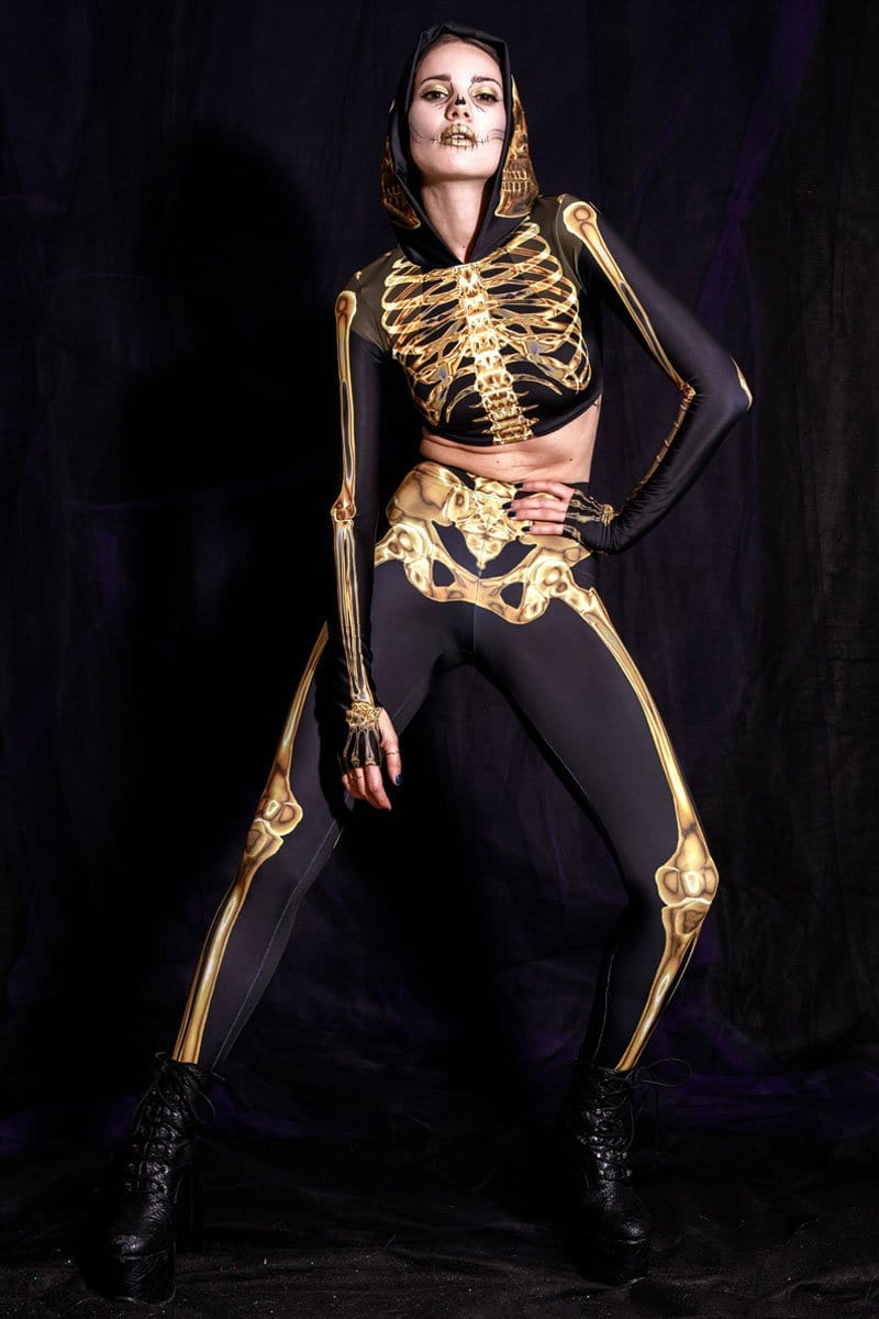 gold-skeleton-leggings