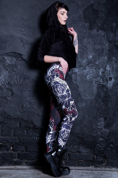serpent-princess-leggings