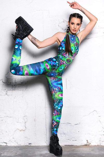 devil-walking-psychedelic-travel-sleeveless-catsuit