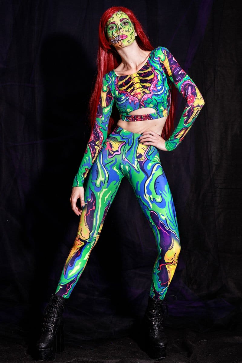 zombie-women-leggings
