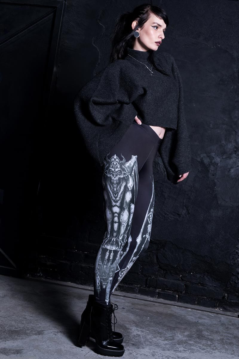 gargoyle-leggings