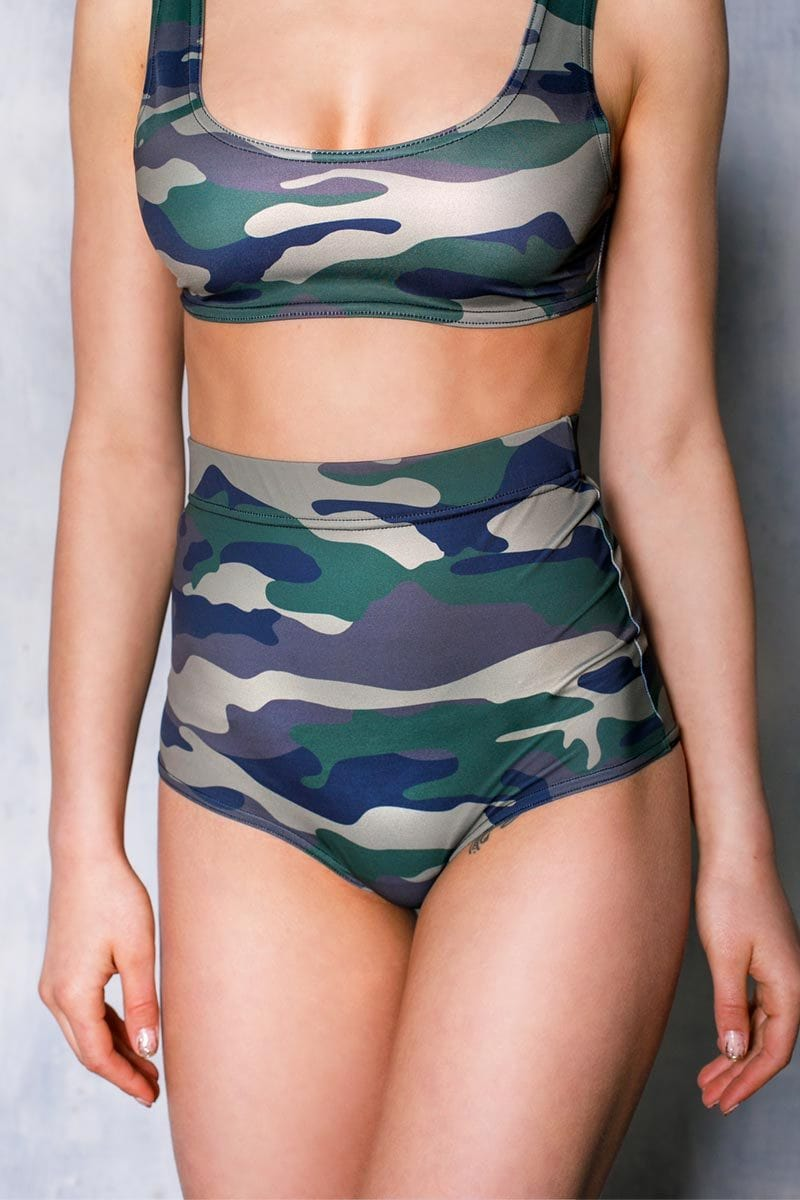 camo-high-waisted-shorts
