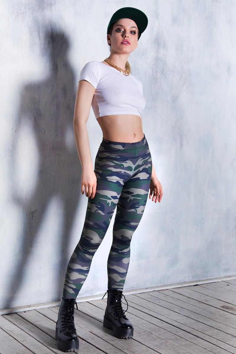 camo-leggings