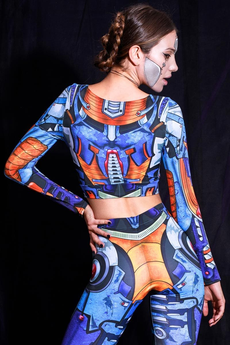 robot-long-sleeve-top