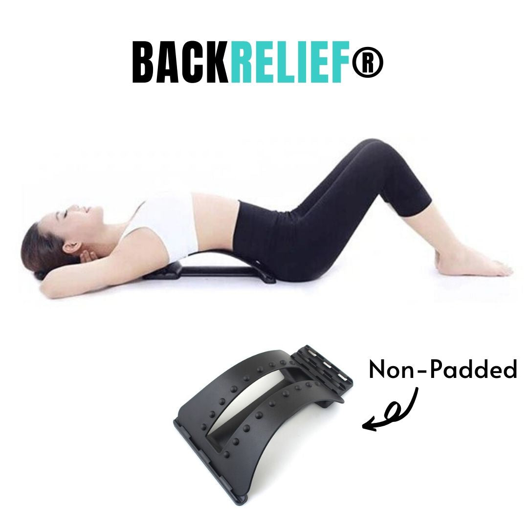 BackRelief® Pain Relief Back Stretcher