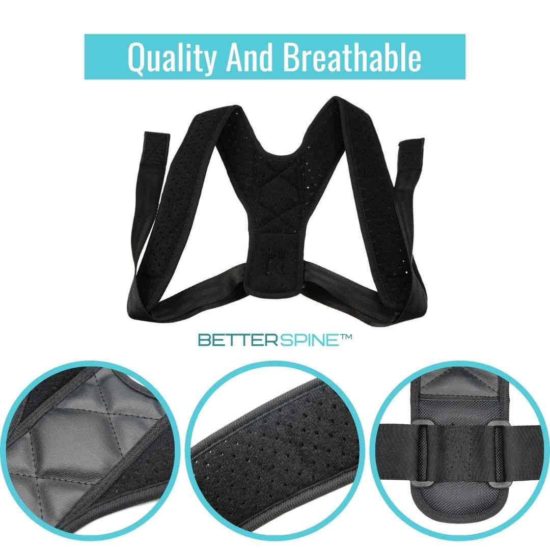 BetterSpine™ Official Posture Brace
